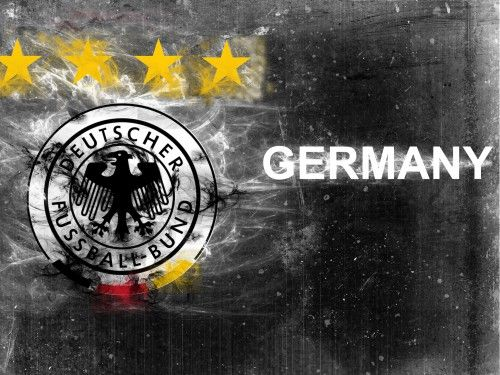 The Germany National Football Team Logo With Abstract Background Hd Wallpapers Wallpapers Download High Resolution Wallpapers Germany National Football Team Football Team Logos National Football Teams
