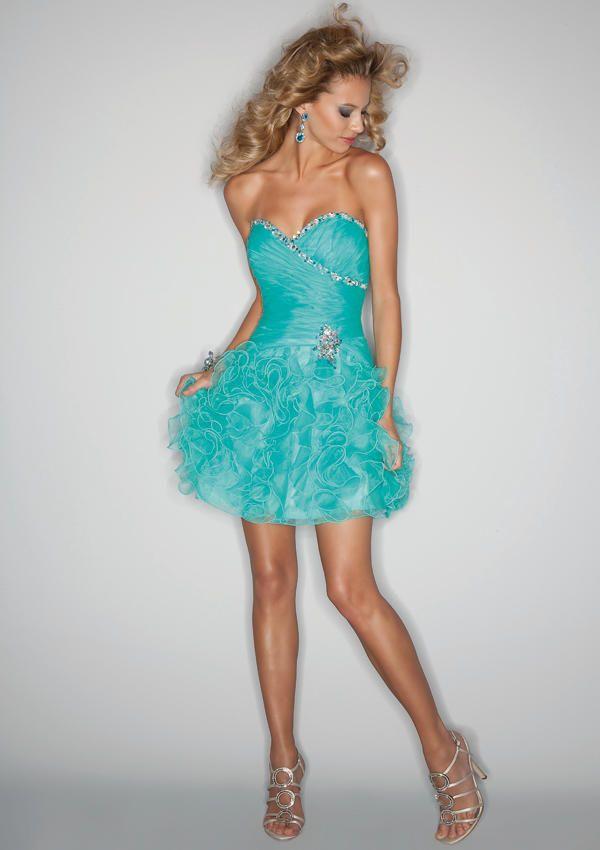 Grade 9 Grad Dress <3 | Social dresses | Mini prom dresses ...