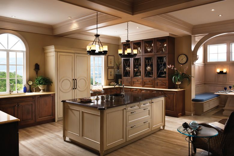 21 American Style Kitchens Home Design Kitchen Styling Kitchen