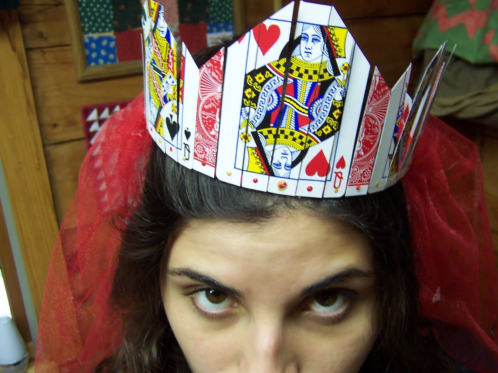 Cool Alice Crown Costumers Paradise Queen Of Hearts
