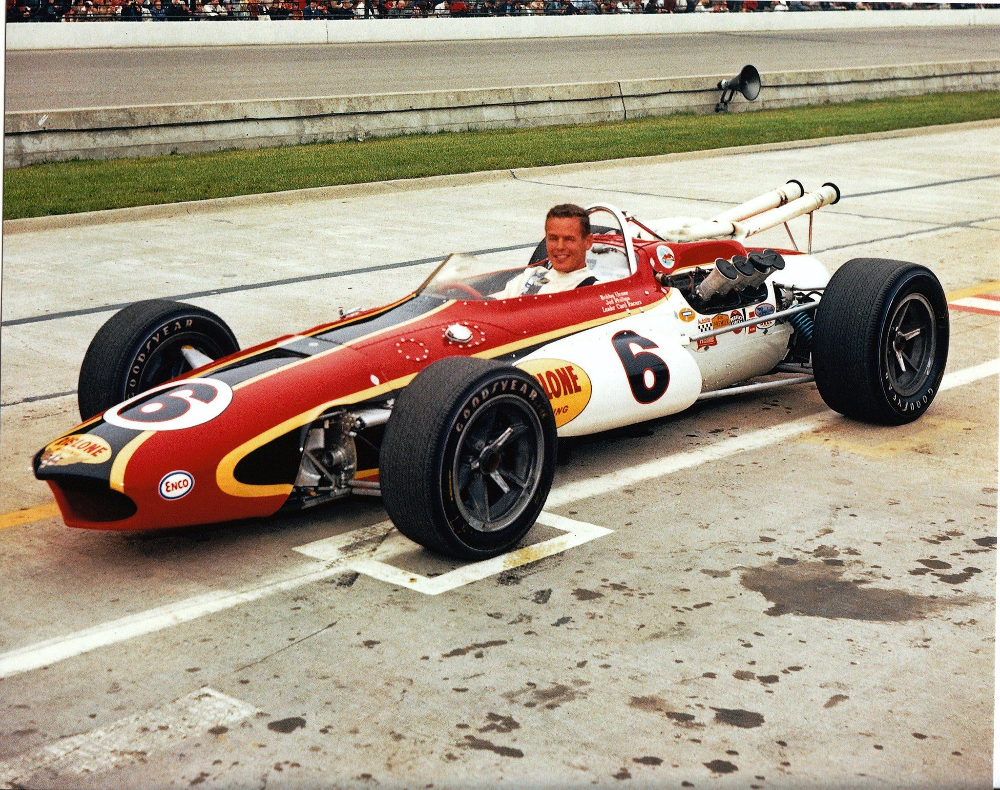 1967 bobby unser with images indy car racing race