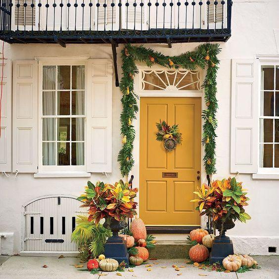 Charleston, SC Doors~ Pinterest Charleston SC - decorating front door for halloween