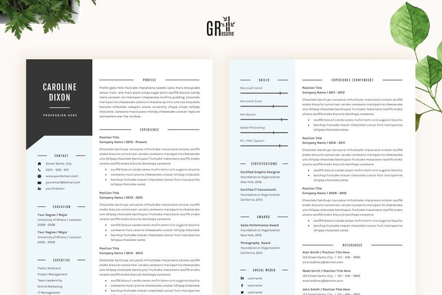 50 Resume Tips To Make Yours Pop Best Free Resume Templates Resume Template Word Best Resume Template
