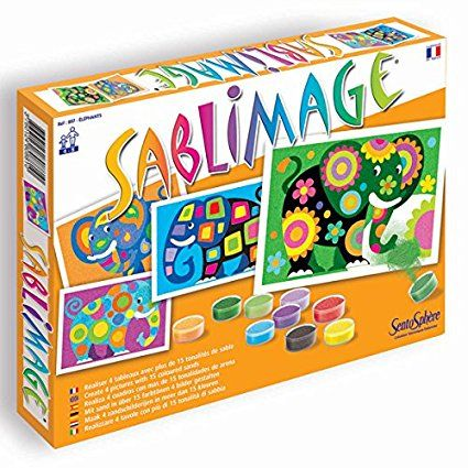 Sentosphere Sablimage Elephants Toy Chest Toys Elephant