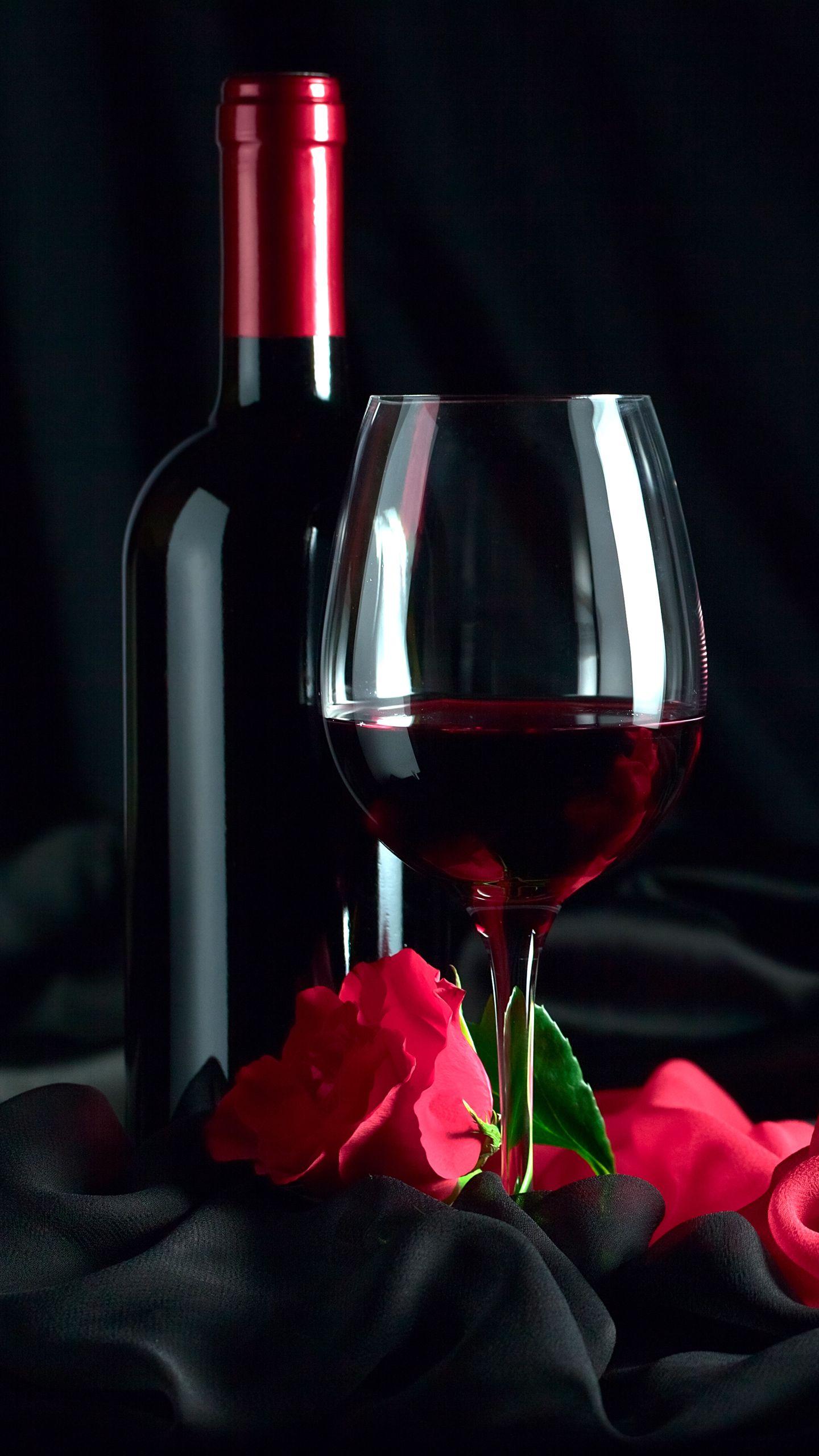 День рождения, фото самые красивые картинки бокал вина