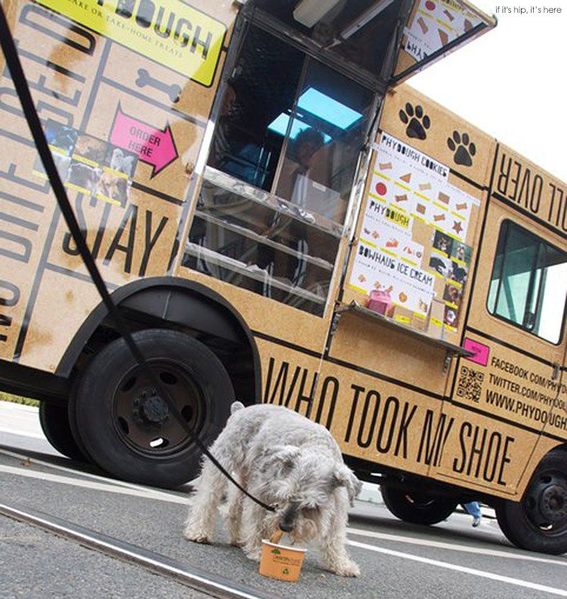 Puppy Chow Phydough Is An Organic Food Truck For Dogs Food
