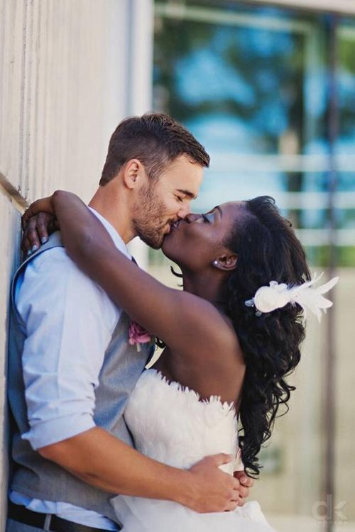 Canadian research on interracial couples