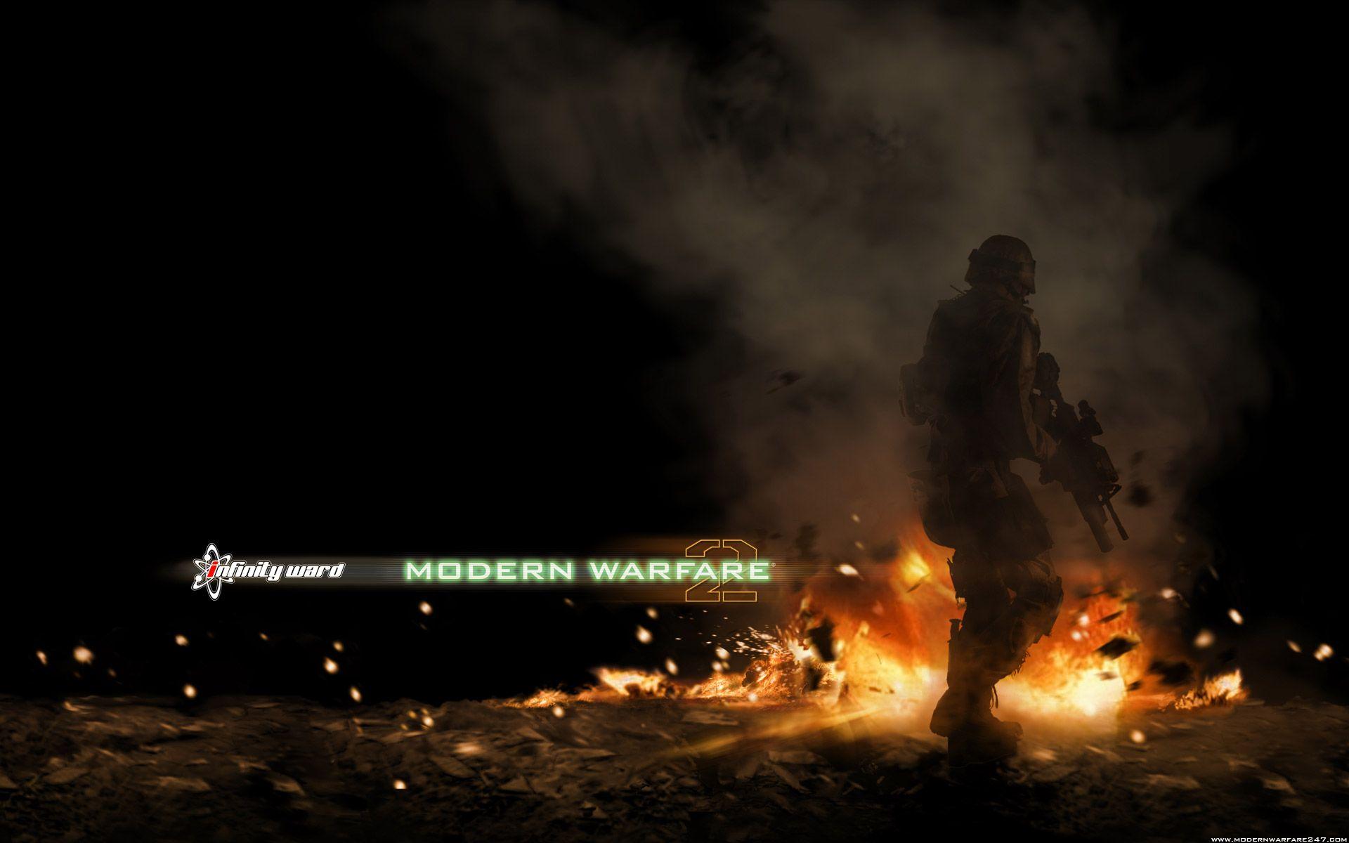 Wallpaper Wallpaper From Call Of Duty Modern Warfare Art