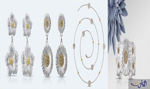 """تصاميم ورود """"بوتشيلاتي"""" تجمع بين العصرية والكلاسيكية: كل علامة مجوهرات فاخرة أبدعت في تقديم تصاميم الورود على طريقتها الخاصة، ولكن تلك…"""