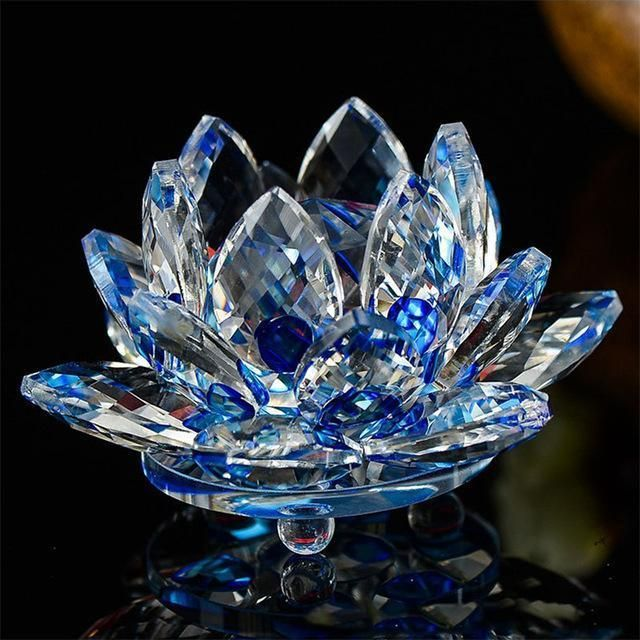 Feng shui crystal lotus flower products pinterest lotus flower feng shui crystal lotus flower mightylinksfo