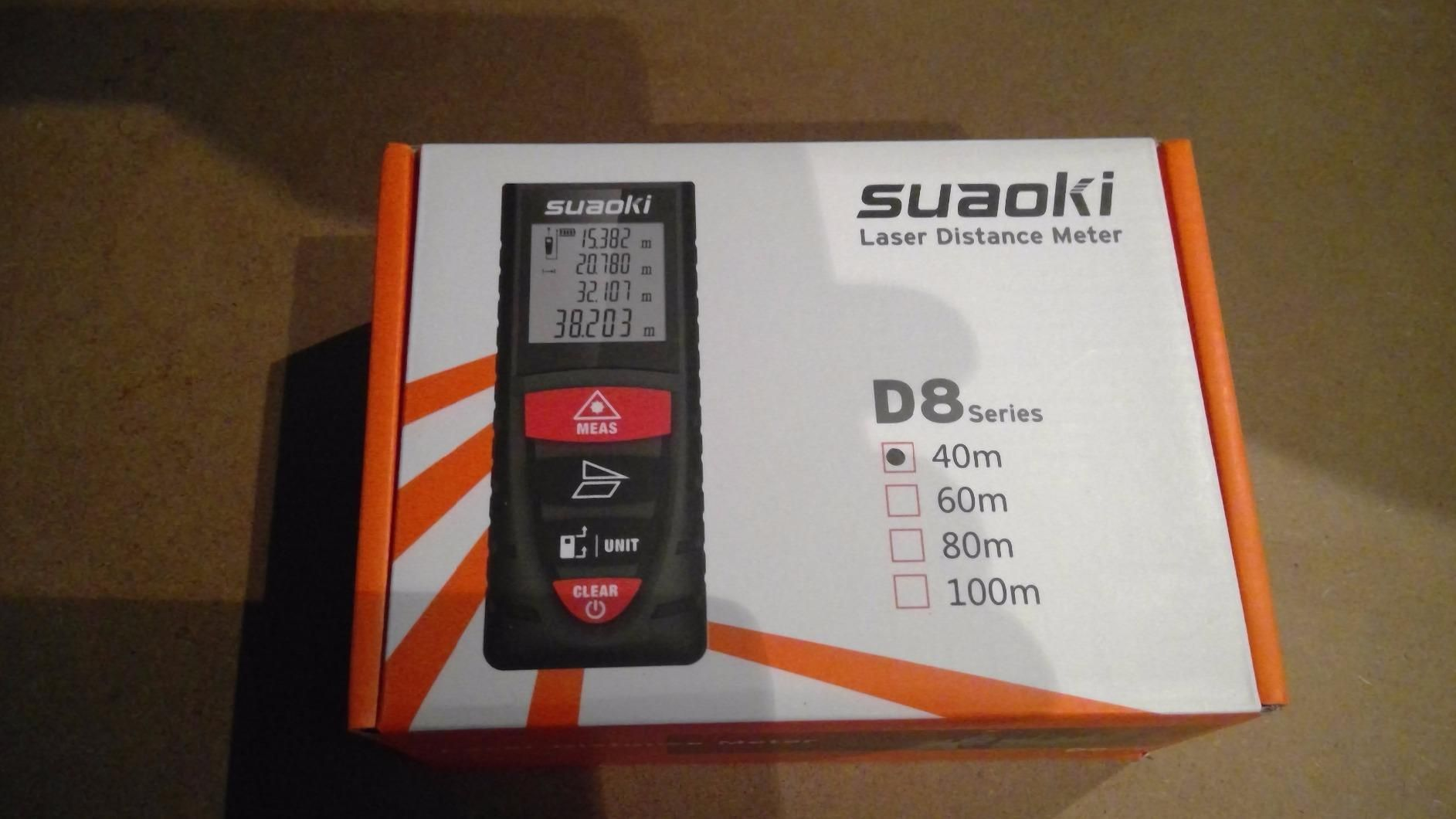 Amazon.co.uk: lets be honests review of suaoki d8 131.24ft 40m