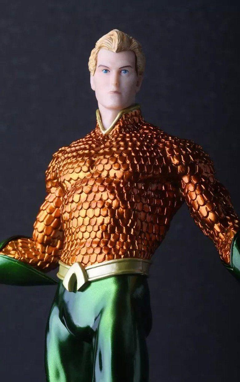 Crazy Toys Aquaman Arthur Curry PVC Action Figure Collectible Model Toy
