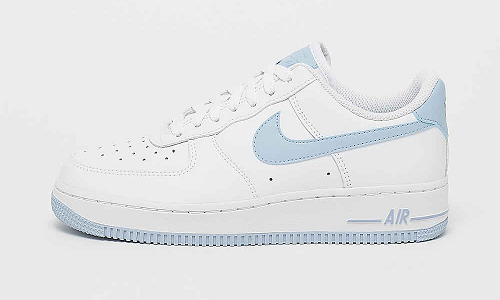 Nike Air Force 1 '07 White Armory Blue – hier kaufen | Nike ...