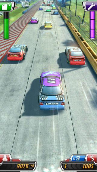 Daytona Rush invictus 제작 단순하지만 중독성 있는 자동차 게임