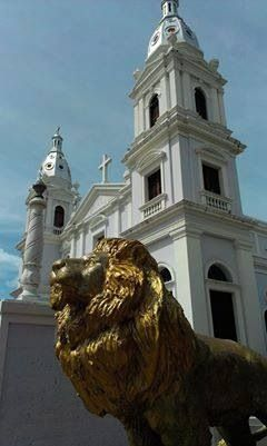 Catedral en Ponce