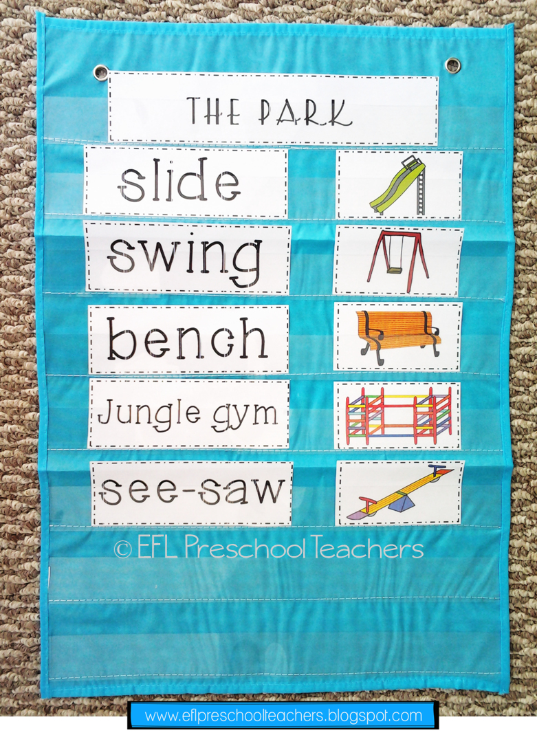 Esl Park Playground Recess Unit Graphing And Pocket Charts Use The Printables For Both The Ch Preschool Math Worksheets Pocket Chart Playground Activities [ 1069 x 781 Pixel ]
