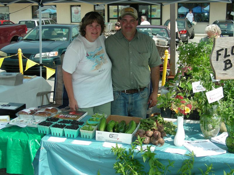 Flowers by deb and carlisle produce natural food slow