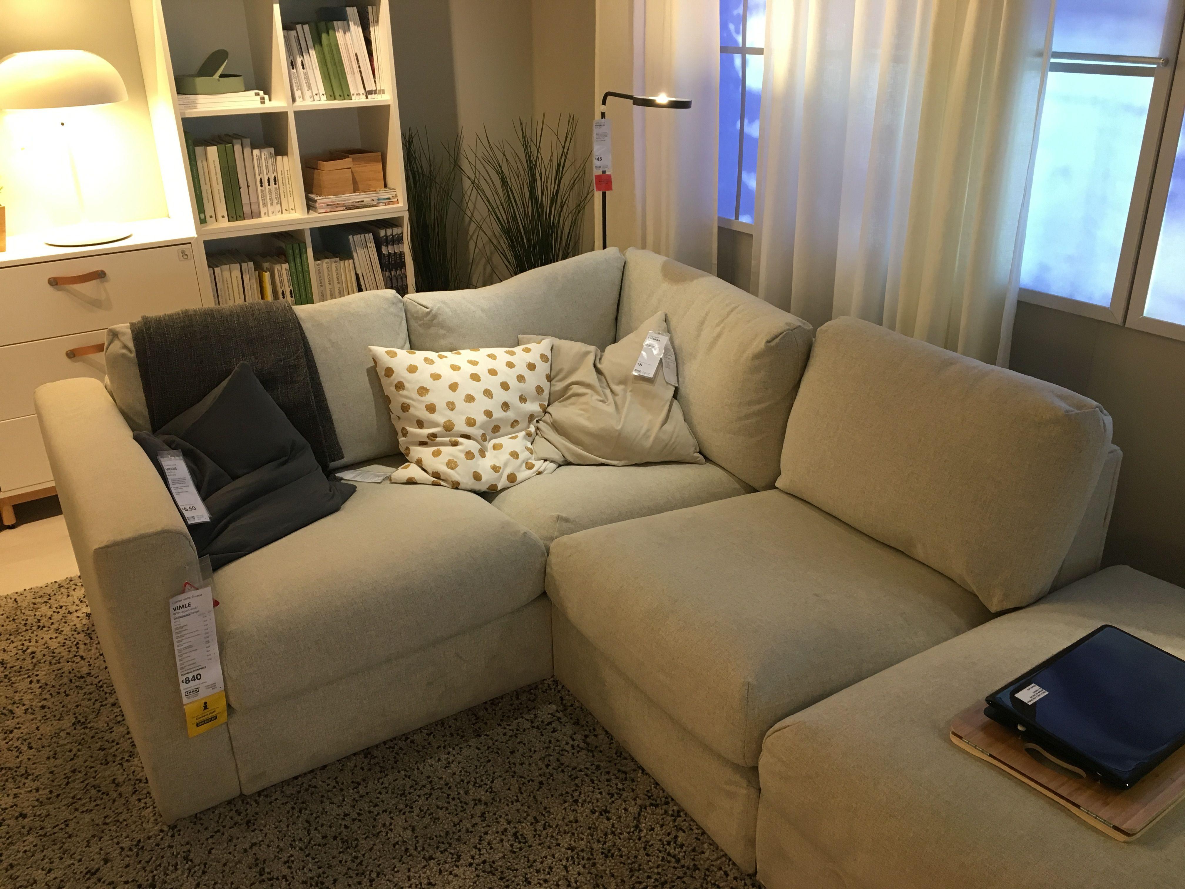 Vimle Corner Sofa Corner Sofa Sofa Home