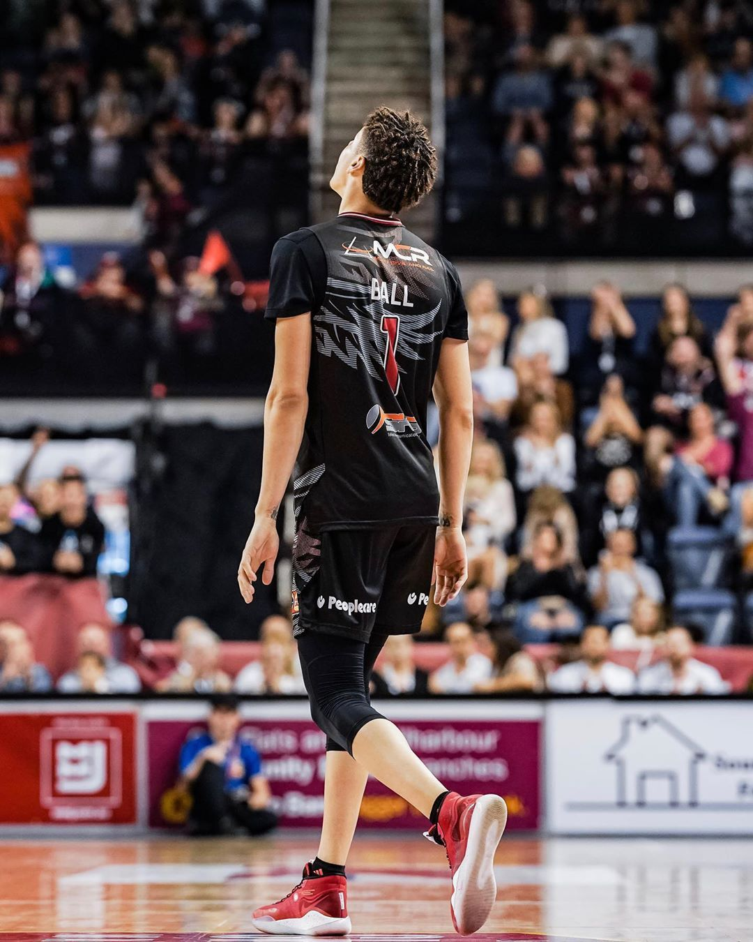 Illawarra Hawks On Instagram Lamelo Ball Update Ball Suffered A Bruised Foot In Practice And Was Prescribed To Rest In 2020 Lamelo Ball Man Crush Everyday Ball