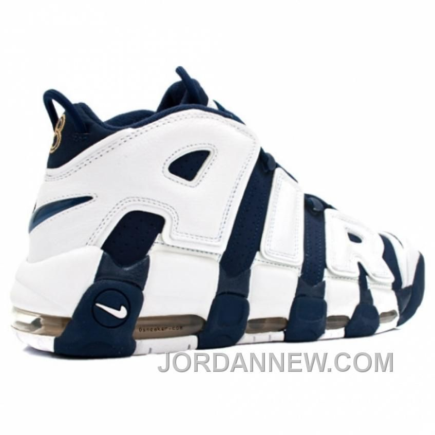 buy popular 70805 9bcca Nike Air More Uptempo Olympic Scottie Pippen 414962-401 Midnight Navy White  Spirit Red Super Deals http   feedproxy.google.com fashionShoes22