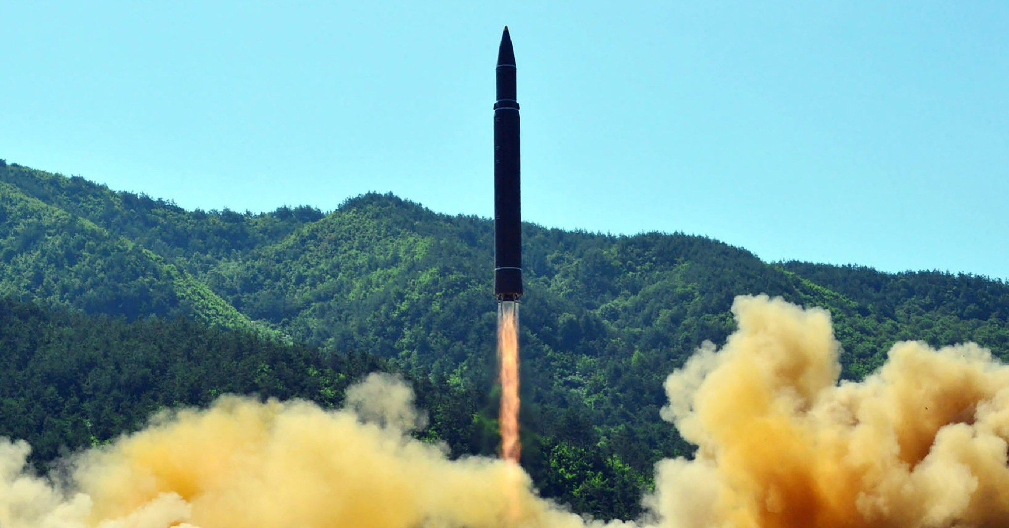 US South Korea send North missile warning