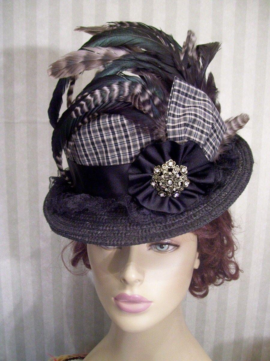 Victorian Ladies Hats  6b582dc6947a