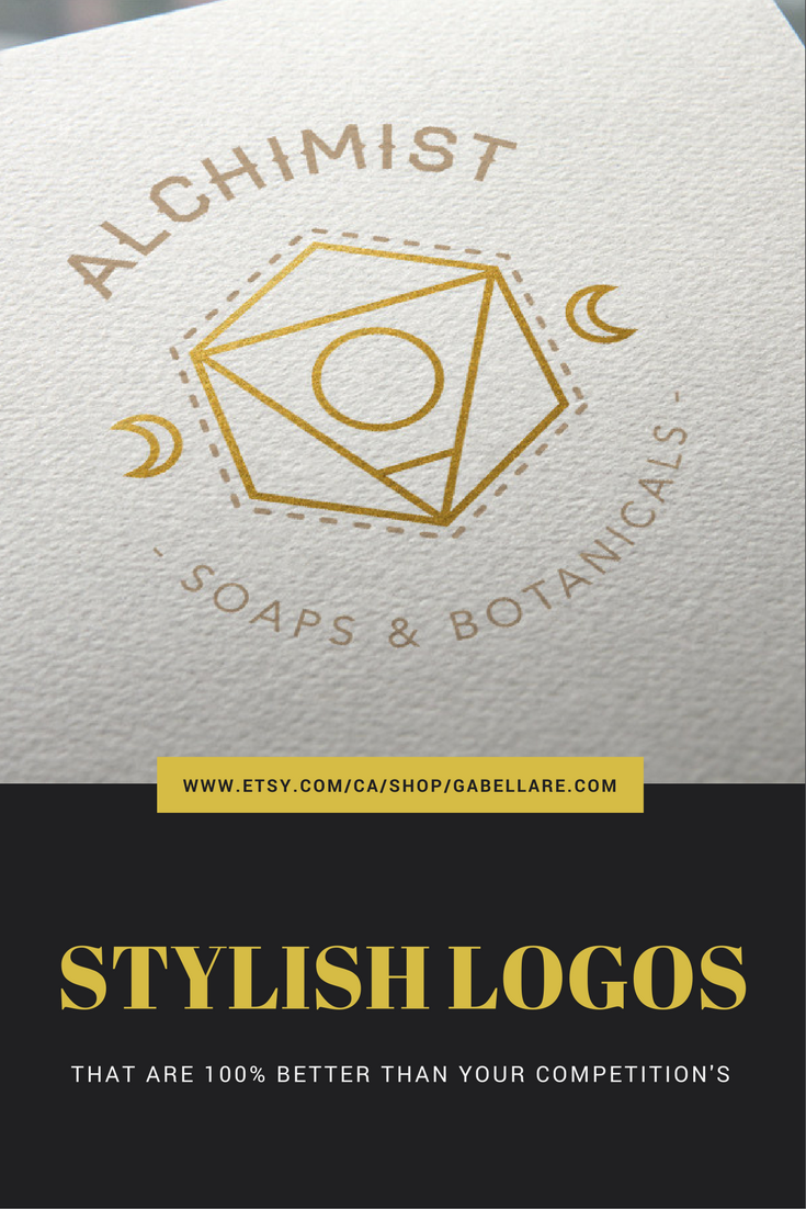 7 Premade stylish logo designs that will elevate your