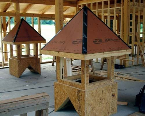 Cupola Designs | Chicken coop | Pinterest | Barn, Craftsman style ...