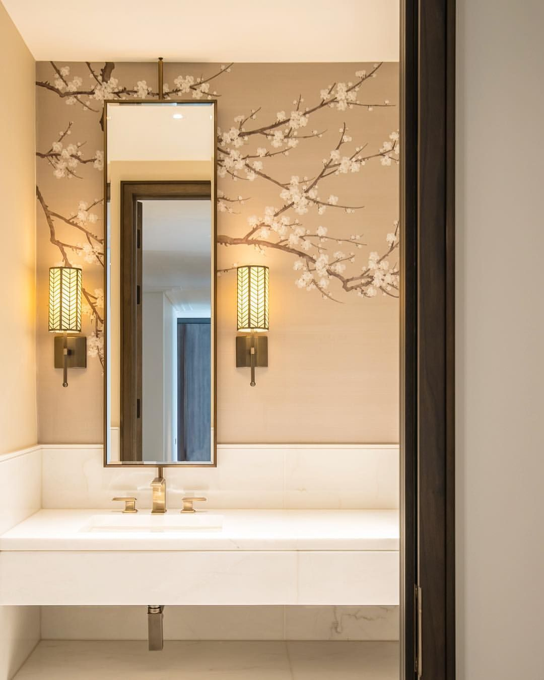 Pin By Gray On Bathroom 4 In 2019 Bathroom Powder Room