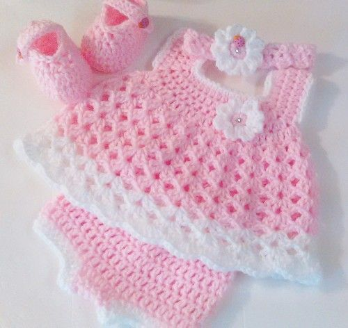 Photo of TheShimmeringRose! Crochet Baby Items, Hats, Newborn Infant Clothing.