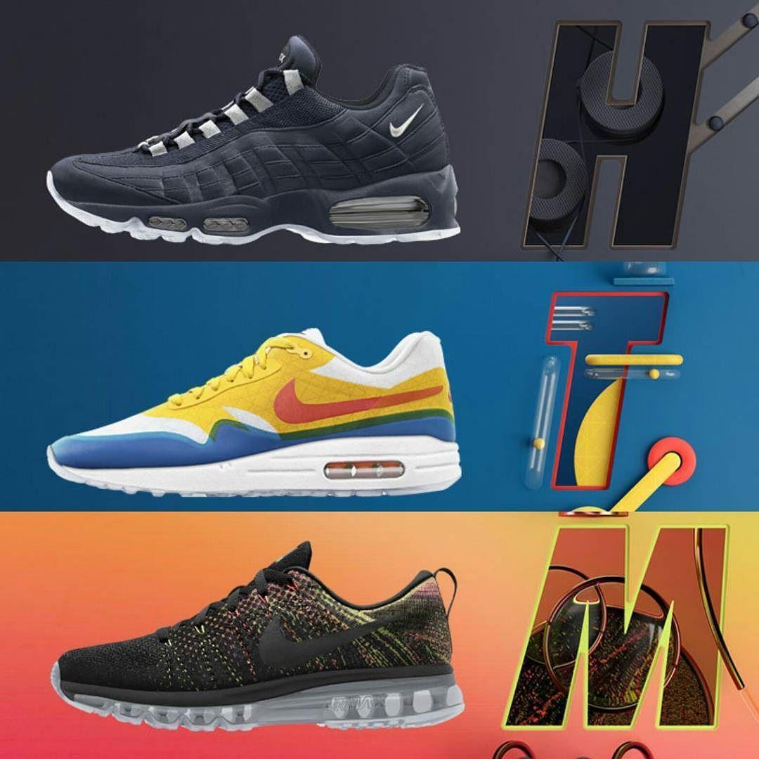 """Le site de la sneaker on Instagram """"Découvrez les Nike"""