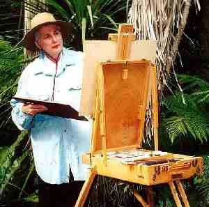 """As amateur painter and author Henry Miller once said, """"Paint as you like and die happy""""."""