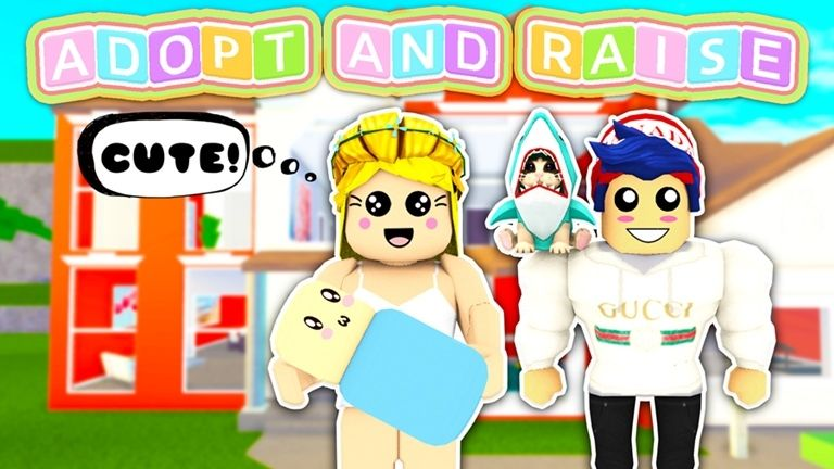 Adopt And Raise A Baby Roblox Adoption Roblox Making Friends