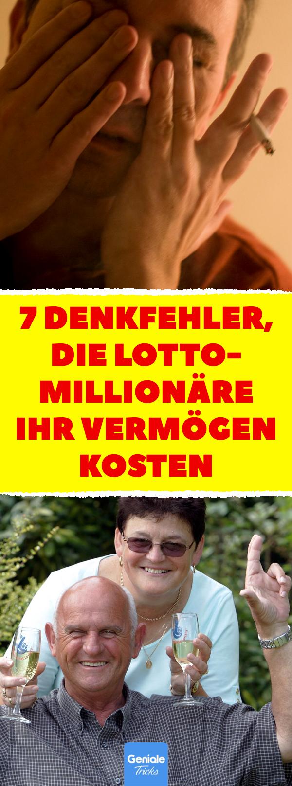 Lottogewinner Pleite