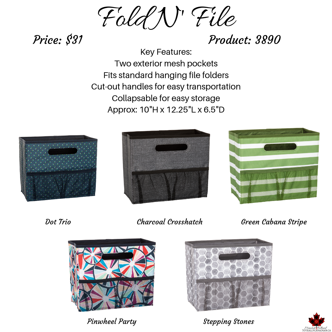 Fold N' File - Tip Top Chevron