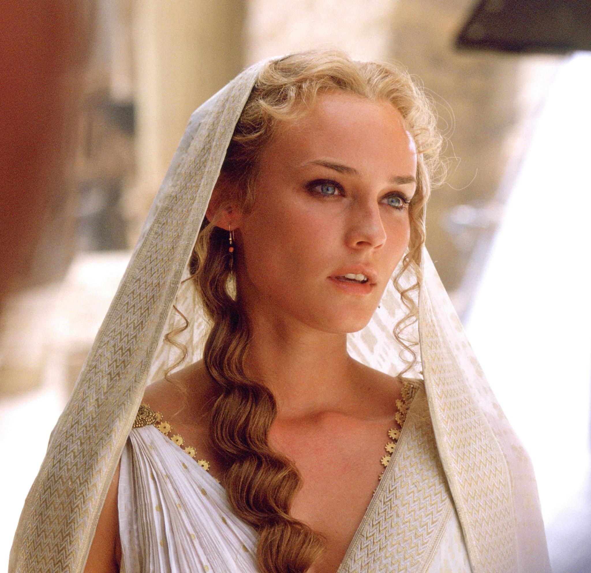 Still of Diane Kruger in Troia  Makeup To Try  Pinterest  Diane