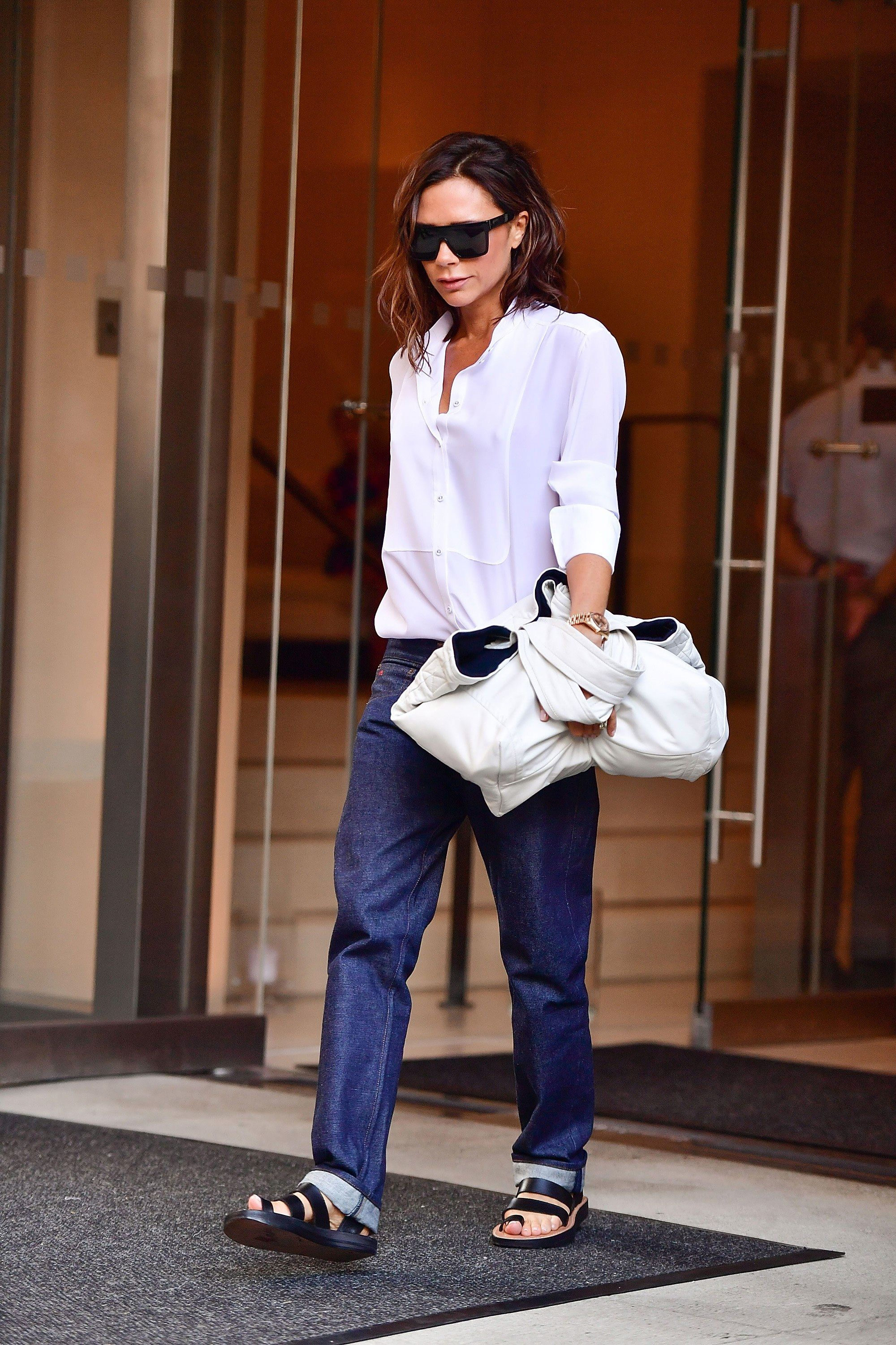 The Ultimate Celebrity Guide to Spring Sandals  From Amal Clooney to ... a0dbc2c09