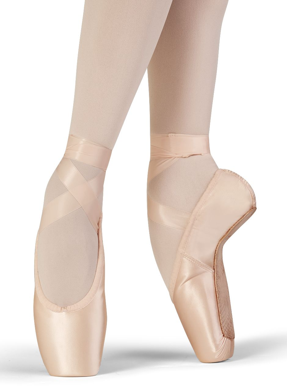 06bef37706 New Arrivals! Grace Stretch Satin Ballet Dance Pointe Shoe by Bloch  S0161L