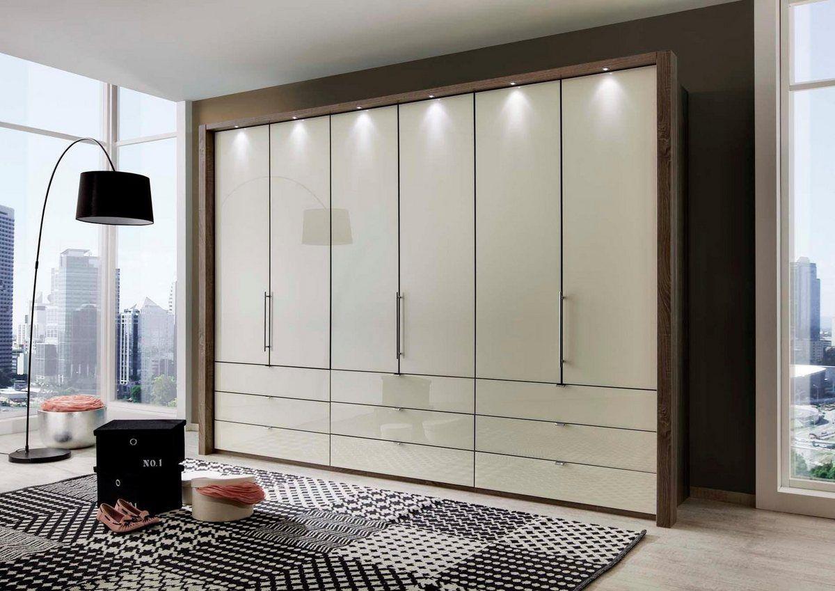 falttürenschrank »loft« glasfront in 2020 | kleiderschrank