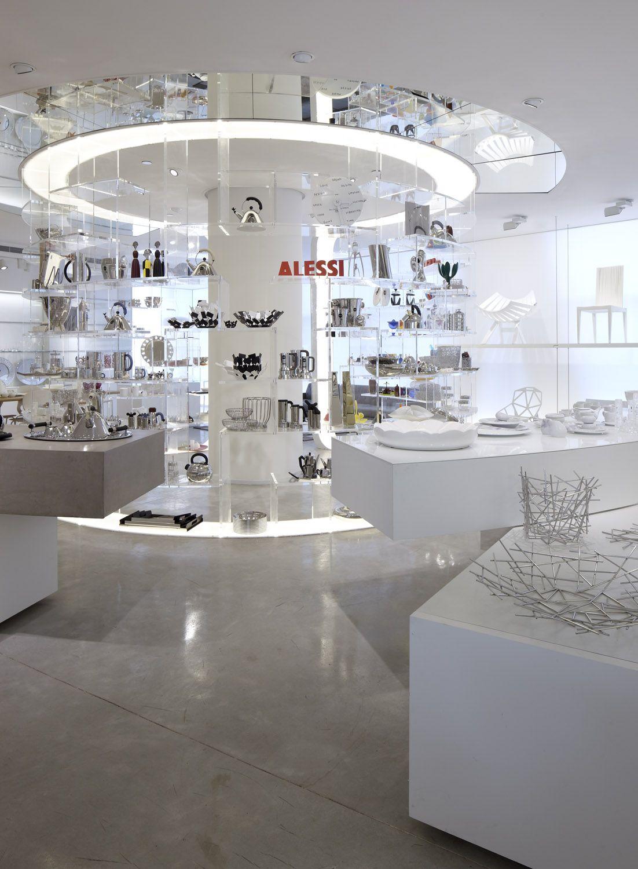 fashion latest fashion closer at 2019 的 Tollman's Alessi Store, Tel-Aviv / Visual Concept ...