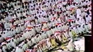 أول صلاة تراويح للشيخ علي جابر رحمه الله من المسجد الحرام من شهر رمضان 1401 هـ - Makkah Tube : مكة تيوب
