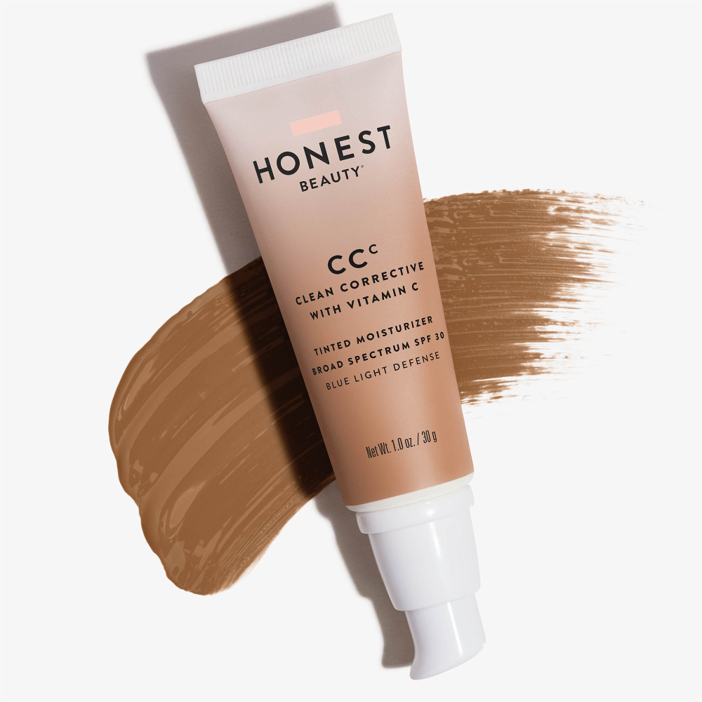 Clean Tinted Moisturizer with SPF & Vitamin C in 2020