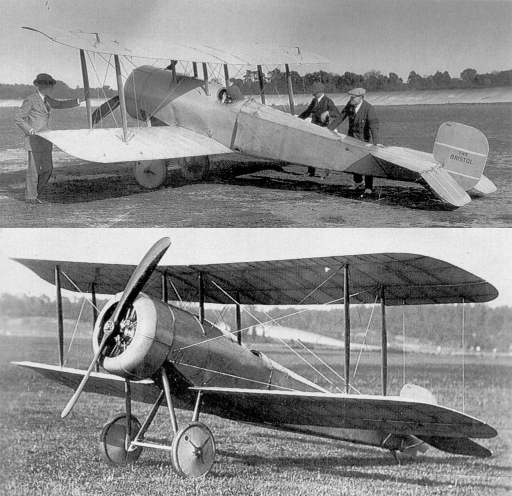 """1914 1916 Dodge Brothers Parts Book Original: 1914 Bristol Scout """"Fighting Scout Aeroplane"""", 100 Year"""