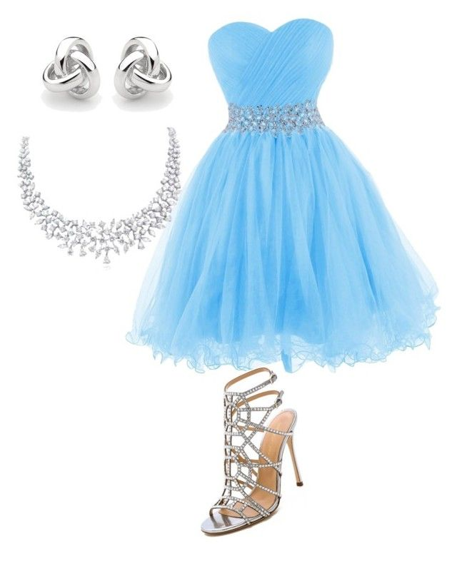 """""""PROM NIGHT"""" by clothes4life101 on Polyvore featuring Sergio Rossi and Georgini"""