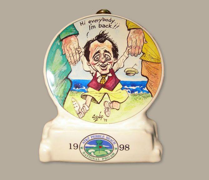1998 13th AT&T Pebble Beach (Bing Crosby) Pro-Am Golf Tournament Pebble Beach California