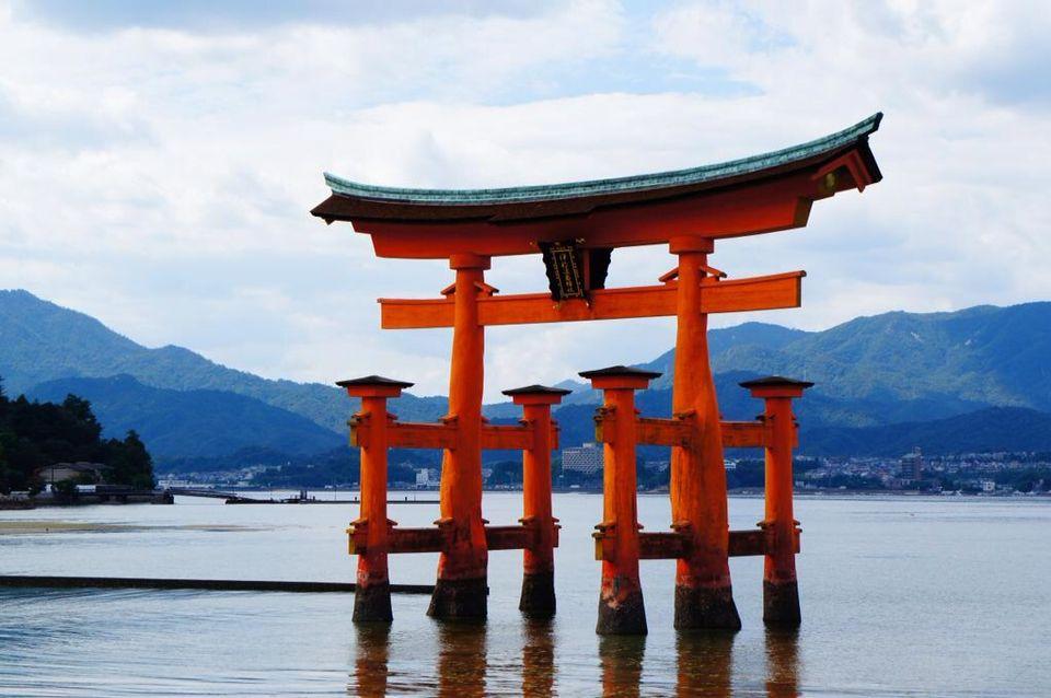 Itsukusima Jinja, Miyajima, Hiroshima 厳島神社