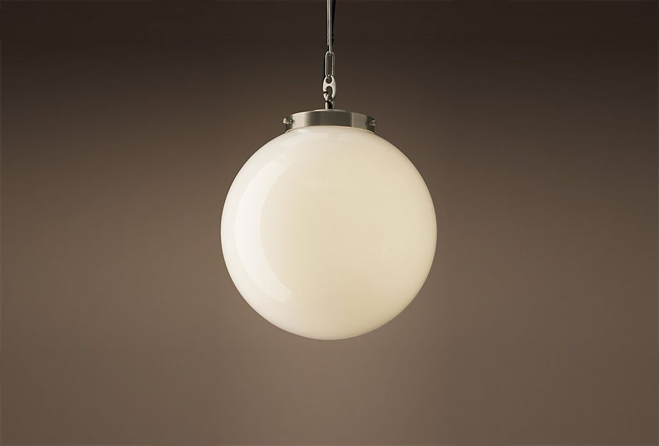 parisian architectural milk glass poste pendant pinterest milk