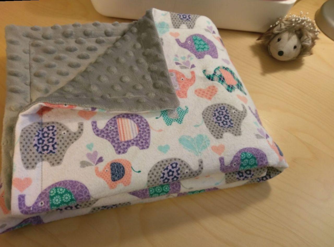 21+ Diy Baby Blanket Minky Diy baby blanket, How to sew