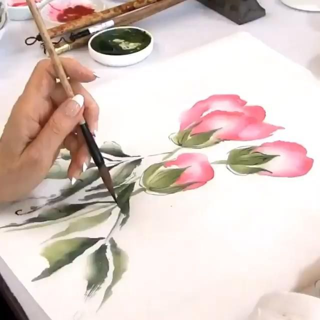 Watercolor Handmade Paint