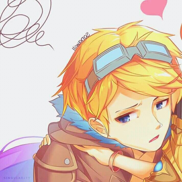 Zoe and Ezreal | Casal anime, Personagens de anime